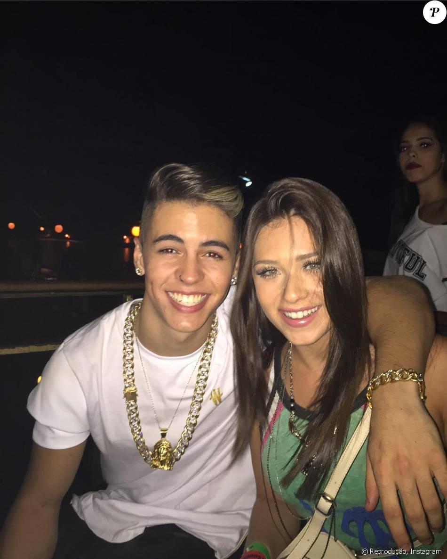 Ex-namorada de Biel, youtuber Flavia Pavanelli vai fazer próxima temporada de 'Malhação'
