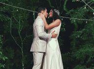 Débora Nascimento e José Loreto se casam pela 2ª vez com festa no Rio. Fotos!