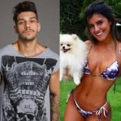 Conheça a modelo fitness Vitória Gomes, nova conquista do cantor Lucas Lucco