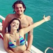 Giovanna Lancellotti festeja 23 anos em viagem com namorado e amigos para Búzios