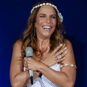 Ivete Sangalo é homenageada por filho e famosos em aniversário de 44 anos. Vídeo