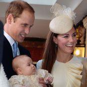 Kate Middleton e príncipe William batizam o filho, George Alexander, em Londres