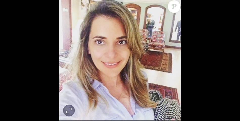 Noticias da apresentadora ana hickmann