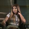 Ludmilla falou no 'Fantástico' sobre o caso de injúria racial sofrido na internet dias atrás