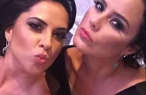 Irmã de Zezé Di Camargo apaga foto com Graciele Lacerda após indiretas com Zilu