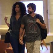 Juliana Alves passeia com namorado, Ernani Nunes, ex de Sabrina Sato. Fotos!