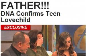 Pai de Lindsay Lohan descobre na TV que tem outra filha. A menina tem 17 anos
