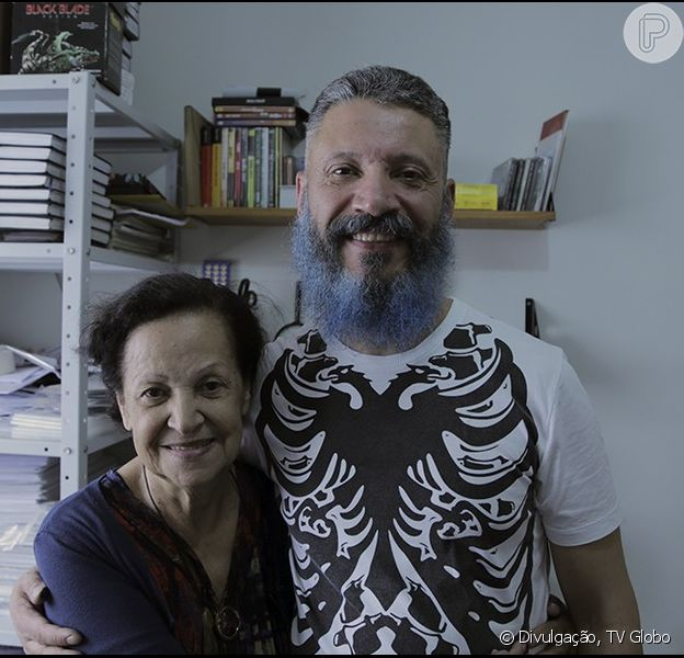 Regina de Moura, mãe do ex-BBB Laércio, ainda não visitou filho na cadeia: 'Estamos esperando as carteirinhas ficarem prontas. A próxima visita será no dia 8 de junho', explica ao Purepeople