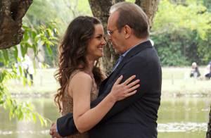'Amor à Vida': Herbert (José Wilker) pede Gina (Carolina Kasting) em casamento