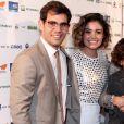 Sophie Charlotte diz que não teve medo de gravar cenas quentes com Juliano Cazarré no filme 'Serra Pelada'
