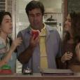 Em 'Totalmente Sem Noção Demais', Hugo (Orã Figueredo) se anima em saber que tem alguém interessada por ele e pergunta qual é a cor da blusa da pretendente