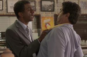 'Totalmente Demais' na web tem barraco entre Zé Pedro e Hugo, pai de Cassandra