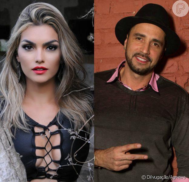 Kelly Key afirmou que não tem mais contato com Latino em entrevista ao programa 'De Cara', da rádio FM O Dia, na quarta-feira, 1 de junho de 2016