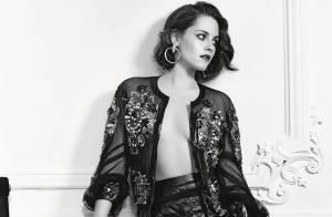 Kristen Stewart posa sensual para nova campanha da Chanel. Veja fotos!