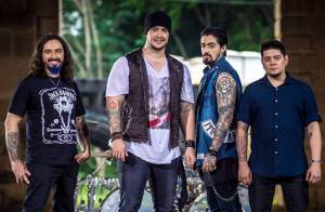 Bruno Boncini rebate crítica de fã após anunciar saída da banda Malta: 'Evolua'