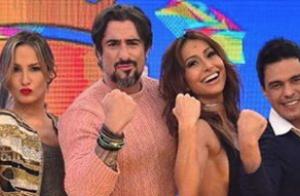 Marcos Mion ironiza namoro de Sabrina Sato com ex-BBB Dhomini: 'Sem opção'