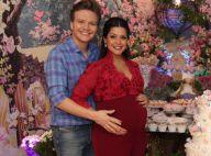 Thais Fersoza faz chá de bebê com tema de festa junina, em SP: 'Arraiá dos Teló'