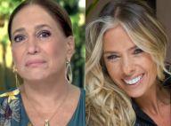 Globo quer Adriane Galisteu como substituta de Susana Vieira no 'Vídeo Show'