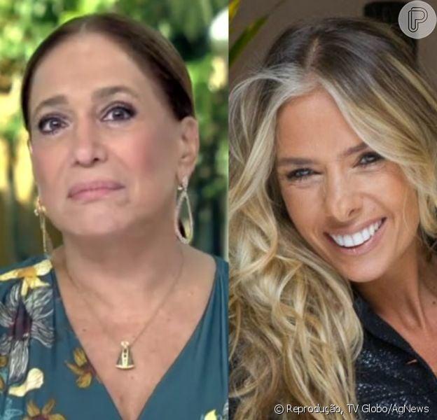 Ala da Globo defende a substituição de Susana Vieira por Adriane Galisteu na apresentação do 'Vídeo Show', diz o colunista Flavio Ricco, nesta segunda-feira, 6 de junho de 2016