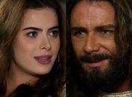 'Os Dez Mandamentos - Nova Temporada': Joana aceita pedido de casamento de Arão