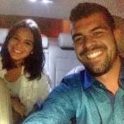 Bruna Marquezine pede Uber e é surpreendida por modelo do 'Amor&Sexo': 'Borat!'