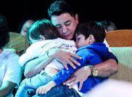 Pai de Cristiano Araújo diz que filhos do cantor ainda perguntam por ele:'Choro'