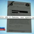 O programa Cidade Alerta divulgou alguns trechos do aúdio em que Biel assedia repórter