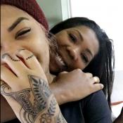 Ludmilla faz nova tatuagem no braço e na mão: 'Inspirada na Rihanna'