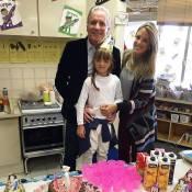 Rafaella Justus ganha festa de aniversário antecipada dos pais: 'Na escolinha'