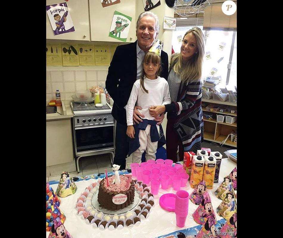 Rafaella Justus ganhou uma festa de aniversário antecipada dos pais,  Ticiane Pinheiro e Roberto Justus 1cdef939c3