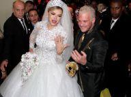 Viviane Araújo é madrinha no casamento de Léo Aquilla, avaliado em R$ 700 mil