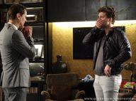 'Amor à Vida': Niko (Thiago Fragoso) percebe que Eron está amando Amarilys