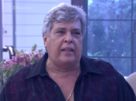 Sidney Magal assume cabelos grisalhos aos 62 anos: 'Cansei de pintar'