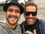 Leandro Hassum é alvo de piada do amigo André Marques: 'Parceria de longa banha'