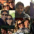 Patricia Abravanel se declarou para o marido, Fabio Faria: 'Meu amor, meu namorado, te amo e quero te amar pra sempre! Feliz Dia! Amor sem medida. Cada dia mais'