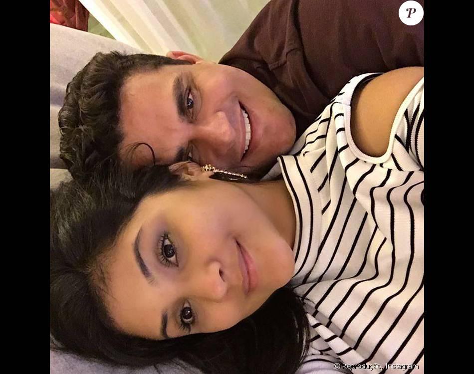Ex-mulher de Wesley Safadão, Mileide Mihaile, está namorando Isaías Duarte, rival do cantor