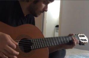 Laura Neiva filma Chay Suede tocando violão e reforça volta de namoro. Vídeo!