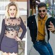 Sophia Abrahão será irmã do ex-namorado Chay Suede em 'A Lei do Amor'