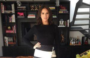 Bruna Marquezine posa com look grifado em ensaio: 'Acordei assim'. Foto!
