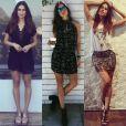 A atriz e modelo Thaila Ayala preza por looks descolados e confortáveis, apostando em peças leves e soltas no corpo