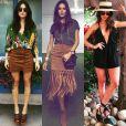 Thaila Ayala usa seu Instagram para compartilhar como está vestida e influecia milhares de seguidores com seu estilo