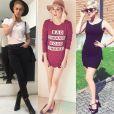 Superestilosa! Sophia Abrahão ama inovar no visual, e sempre publica no Instagram seus looks