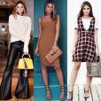 Apaixonada por moda, Tássia Naves não abre mão de looks elegantes e também modernos