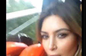 Família de Kim Kardashian fecha parque de diversão para festa de aniversário