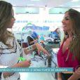 Ana Paula não vai apresentar o 'Vídeo Show' mas participará da série do Multishow