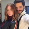 Hairstylist explica novo tom no cabelo de Marina Ruy Barbosa: 'Loira arruivada'