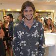 Bruno Gissoni  contou que foi informado do boato por parentes e amigos