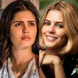 Julia Dalavia mudou o visual ao cortar os cabelos e ficar loira para a minissérie 'Justiça'