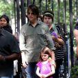 Tom Cruise está afastado da filha por causa de sua religião, a cientologia