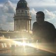Fabio Assunção segue curtindo férias na Alemanha, onde comemorou o Dia das Namorados ao lado de Pally Siqueira